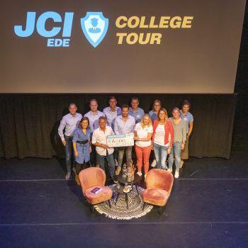 JCI Ede College Tour 2021 met Jan Lammers